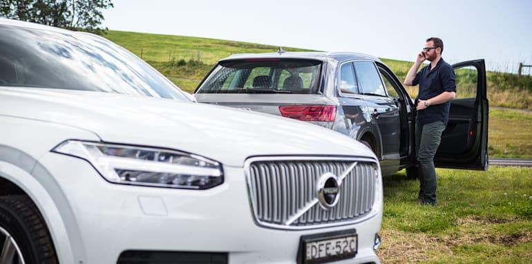 2016 Luxury SUV Comparo_Range Rover Sport V Jaguar F Pace V Porsche Cayenne V Volvo XC90 V BMW X5 V Audi Q7 V Lexus RX350 V Merc GLE250d-336