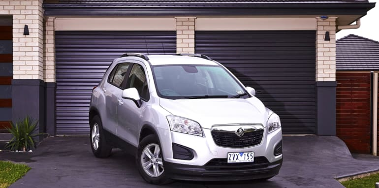 Holden Trax 1