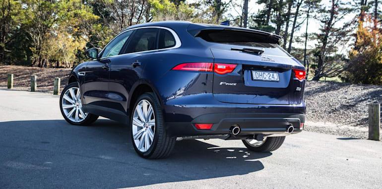 2016 Luxury SUV Comparo_Range Rover Sport V Jaguar F Pace V Porsche Cayenne V Volvo XC90 V BMW X5 V Audi Q7 V Lexus RX350 V Merc GLE250d-28