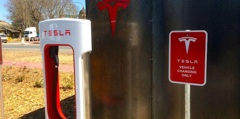 Tesla Model S Sydney to Melbourne_15