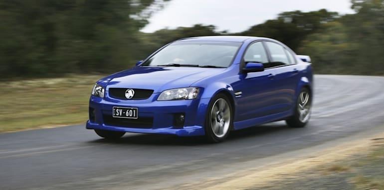 2006 Holden VE SV6