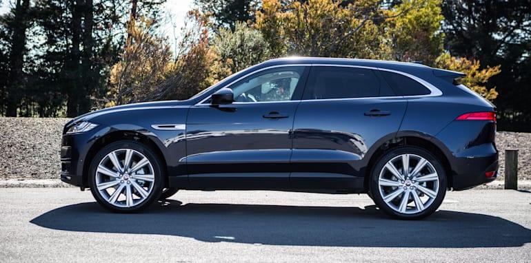 2016 Luxury SUV Comparo_Range Rover Sport V Jaguar F Pace V Porsche Cayenne V Volvo XC90 V BMW X5 V Audi Q7 V Lexus RX350 V Merc GLE250d-37