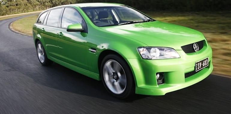 Holden VE Sportwagon, Ride & Handling, 2008