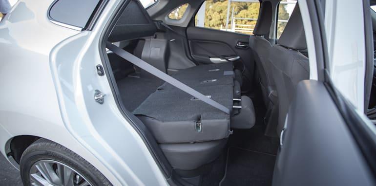 2016 Suzuki Baleno GLX V Honda Jazz VTi-S Comparo-66