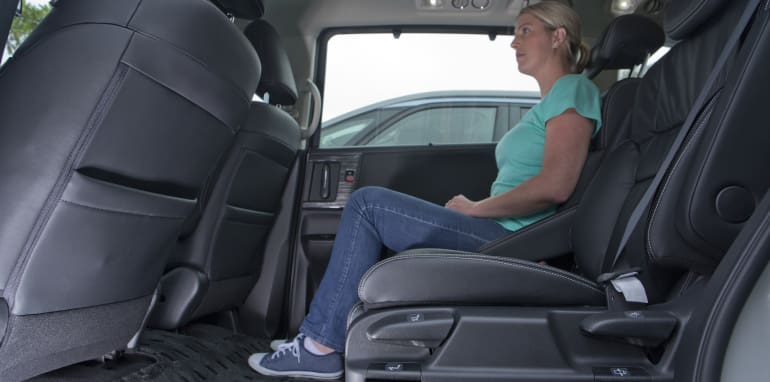2014 Honda Odyssey 7