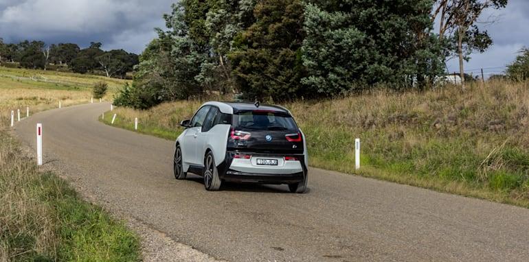 Eco-Test Country loop - Audi A3 e-tron v BMW i3 v Citroen C4 Cactus v Toyota Prius-173