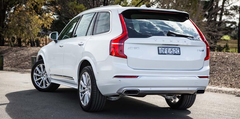 2016 Luxury SUV Comparo_Range Rover Sport V Jaguar F Pace V Porsche Cayenne V Volvo XC90 V BMW X5 V Audi Q7 V Lexus RX350 V Merc GLE250d-120