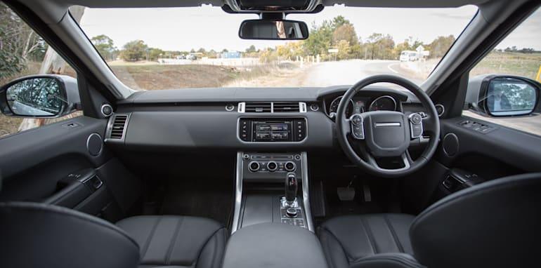 2016 Luxury SUV Comparo_Range Rover Sport V Jaguar F Pace V Porsche Cayenne V Volvo XC90 V BMW X5 V Audi Q7 V Lexus RX350 V Merc GLE250d-179