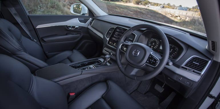 2016 Luxury SUV Comparo_Range Rover Sport V Jaguar F Pace V Porsche Cayenne V Volvo XC90 V BMW X5 V Audi Q7 V Lexus RX350 V Merc GLE250d-102
