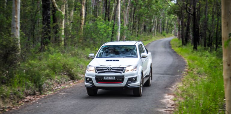 Toyota HiLux v Ford Ranger_6