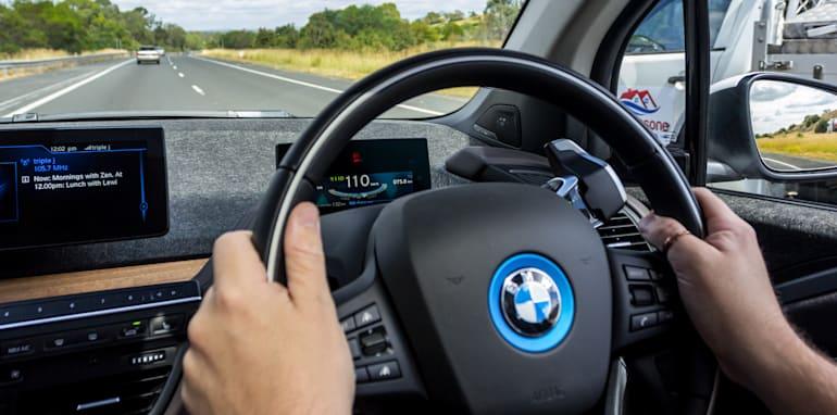Eco-Test Country loop - Audi A3 e-tron v BMW i3 v Citroen C4 Cactus v Toyota Prius-11