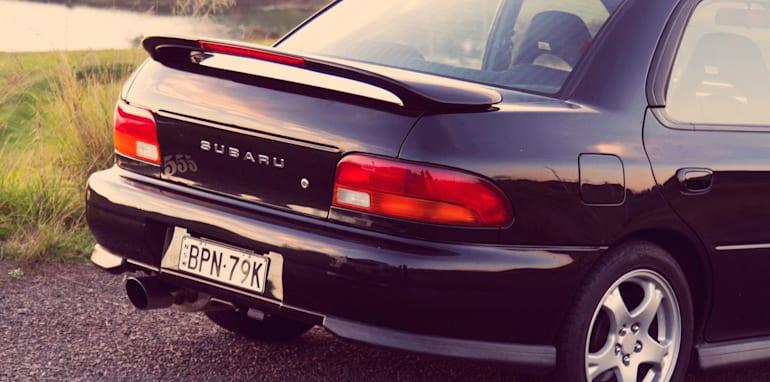 Old v New - Subaru WRX, Mini Cooper S, Peugeot GTi_31