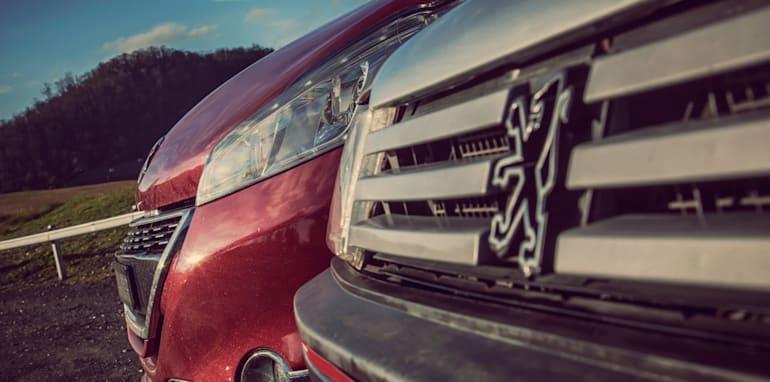 Old v New - Subaru WRX, Mini Cooper S, Peugeot GTi_35