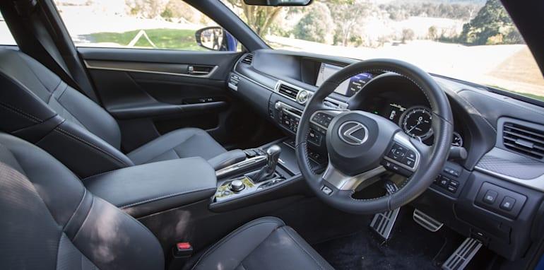 2016 Luxury sedan comparison Hyundai Genesis Ultimate v Jaguar XF 20d Prestige v Infiniti Q70 GT v Lexus GS200t F Sport v Skoda Superb sedan 206TSI-101