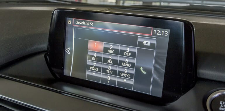Toyota Camry Mazda 6 Subaru Liberty Hyundai Sonata-86