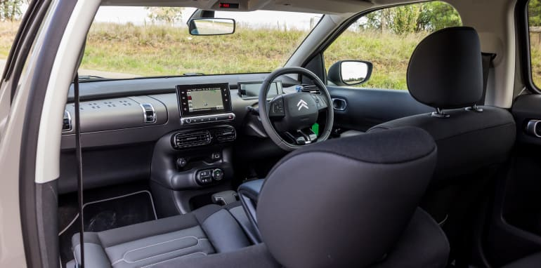 Eco-Test Country loop - Audi A3 e-tron v BMW i3 v Citroen C4 Cactus v Toyota Prius-74