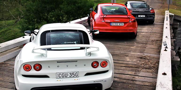 Sports car comparo138