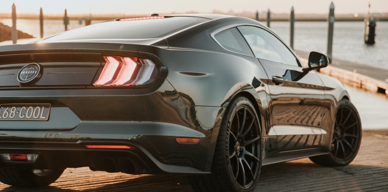 I Bought A 2019 Ford Mustang Bullitt And Modified It