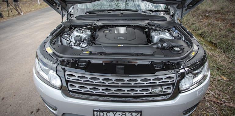 2016 Luxury SUV Comparo_Range Rover Sport V Jaguar F Pace V Porsche Cayenne V Volvo XC90 V BMW X5 V Audi Q7 V Lexus RX350 V Merc GLE250d-182