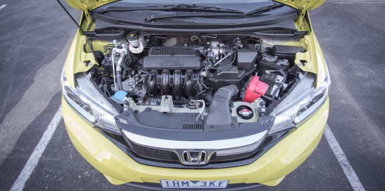 2016 Suzuki Baleno GLX V Honda Jazz VTi-S Comparo-52