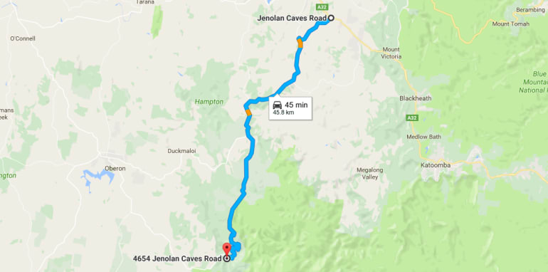top-driving-roads-sydney-jenolan-caves-road