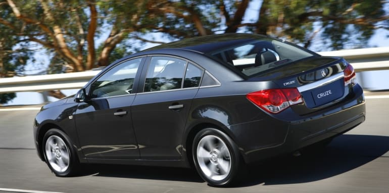 2009 Holden Cruze CDX