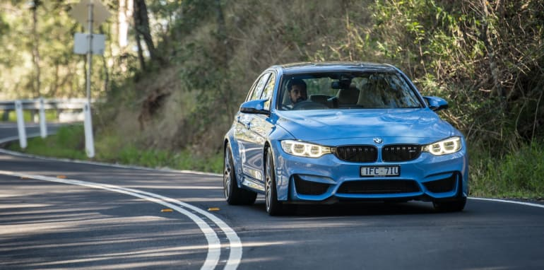 2017-BMW-M3-Competition-Pack - 2