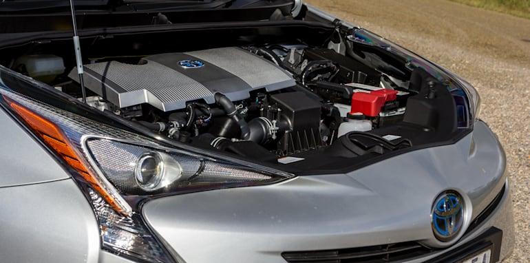 Eco-Test Country loop - Audi A3 e-tron v BMW i3 v Citroen C4 Cactus v Toyota Prius-137