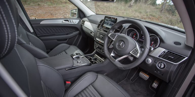 2016 Luxury SUV Comparo_Range Rover Sport V Jaguar F Pace V Porsche Cayenne V Volvo XC90 V BMW X5 V Audi Q7 V Lexus RX350 V Merc GLE250d-173