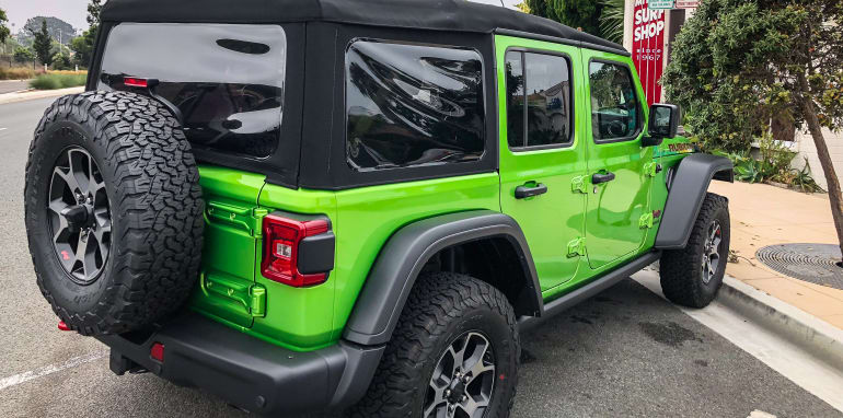 2019 Jeep Wrangler review: Tacos, burgers and surfboards in