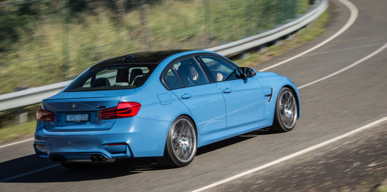 2017-BMW-M3-Competition-Pack - 7