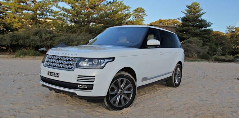2013 Range Rover SDV813