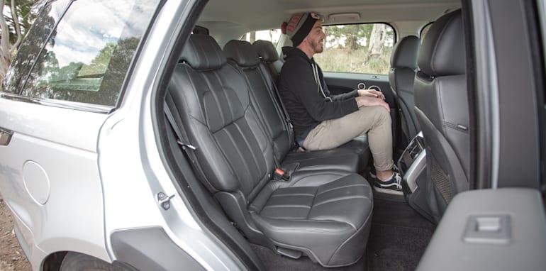 2016 Luxury SUV Comparo_Range Rover Sport V Jaguar F Pace V Porsche Cayenne V Volvo XC90 V BMW X5 V Audi Q7 V Lexus RX350 V Merc GLE250d-187