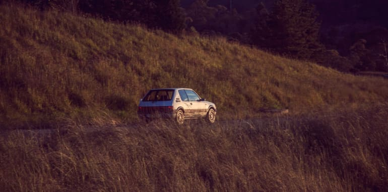 Old v New - Subaru WRX, Mini Cooper S, Peugeot GTi_14