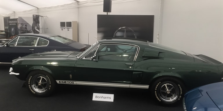 Bonhams auction Goodwood - 15