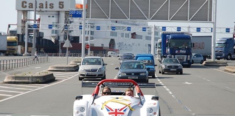 Radical Drives to Nurburgring[1]