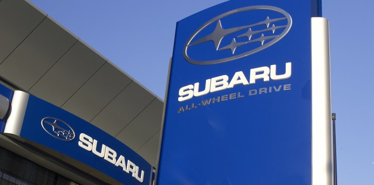 Subaru Dealership