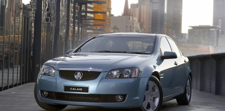2006 Holden VE Calais