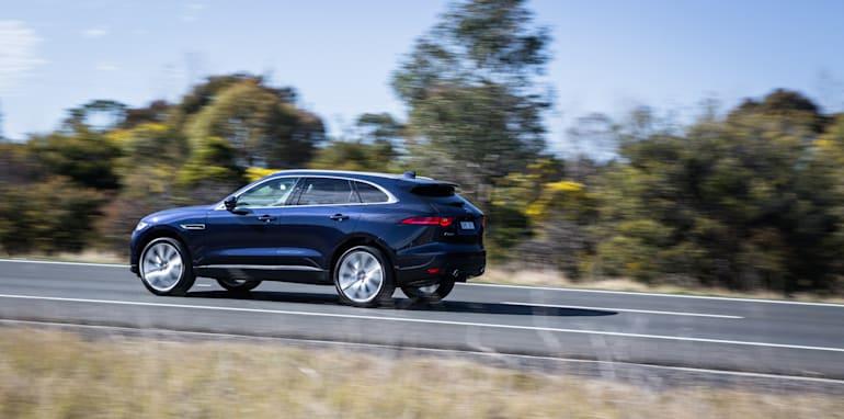 2016 Luxury SUV Comparo_Range Rover Sport V Jaguar F Pace V Porsche Cayenne V Volvo XC90 V BMW X5 V Audi Q7 V Lexus RX350 V Merc GLE250d-88