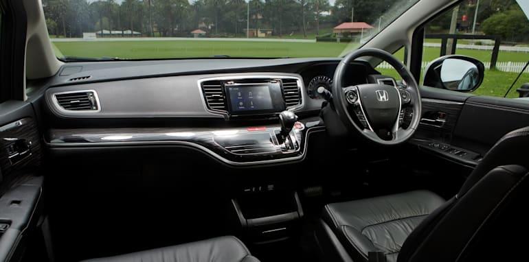2014 Honda Odyssey 8