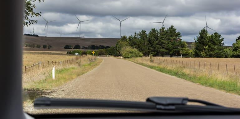 Eco-Test Country loop - Audi A3 e-tron v BMW i3 v Citroen C4 Cactus v Toyota Prius-37
