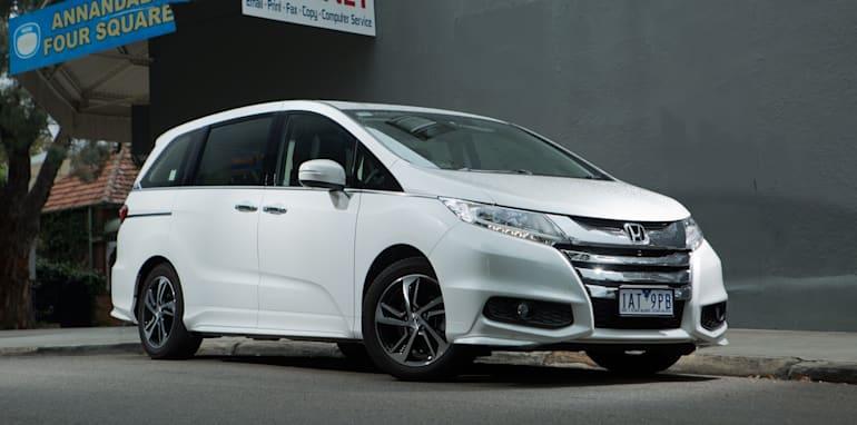 2014 Honda Odyssey 1