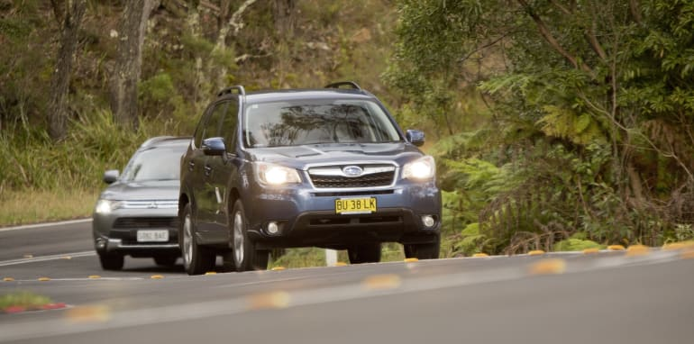 Subaru Forester 7 copy