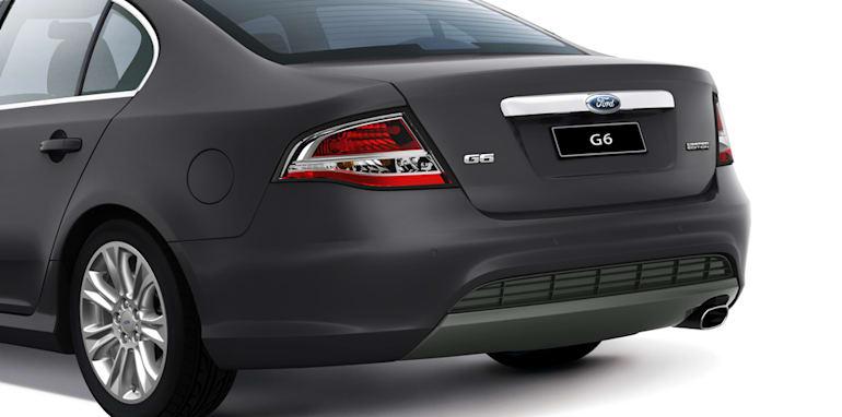 Ford FG G6 Limited Edition_Ego rear