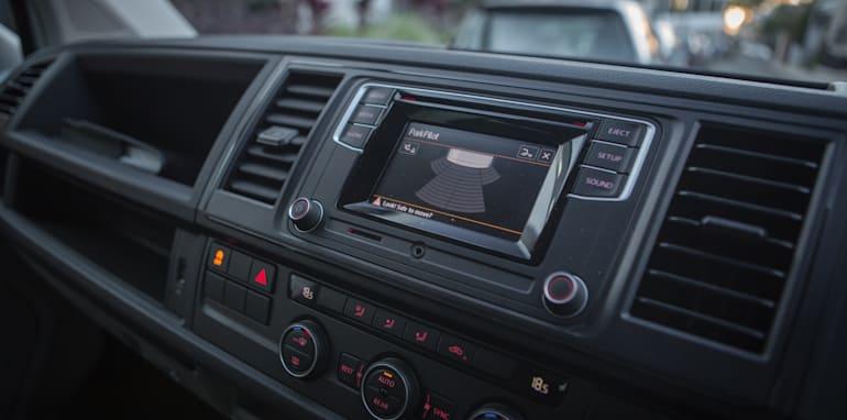 2016 Comparison Volkswagen Caravelle V Mercedes Valente-146
