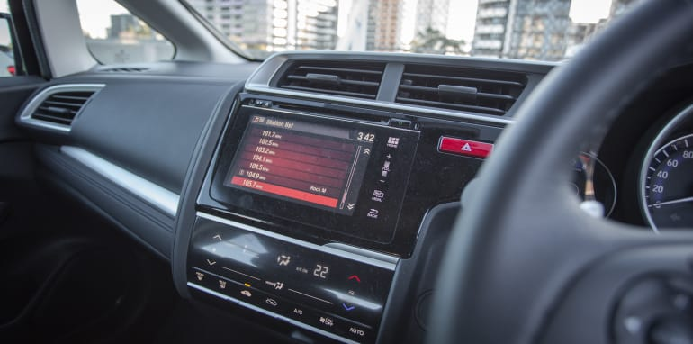 2016 Suzuki Baleno GLX V Honda Jazz VTi-S Comparo-40