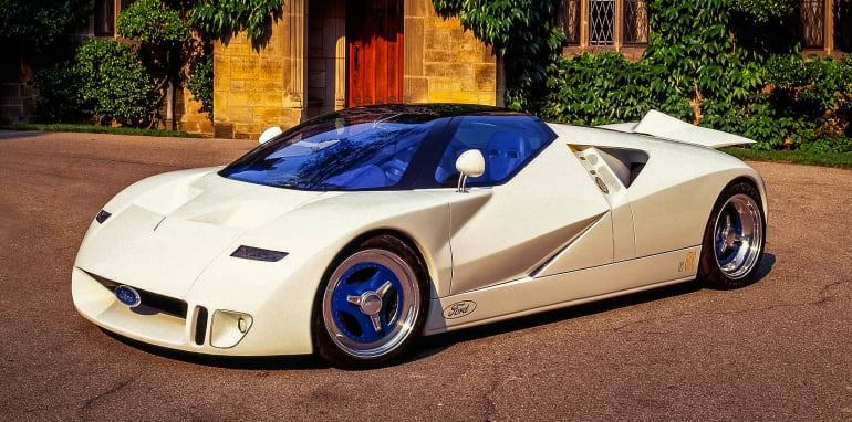 Design Review: Ford GT90 Concept (1995)
