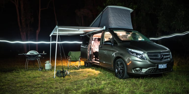 Mercedes Marco Polo >> 2017 Mercedes Benz Marco Polo Review Weekend Away