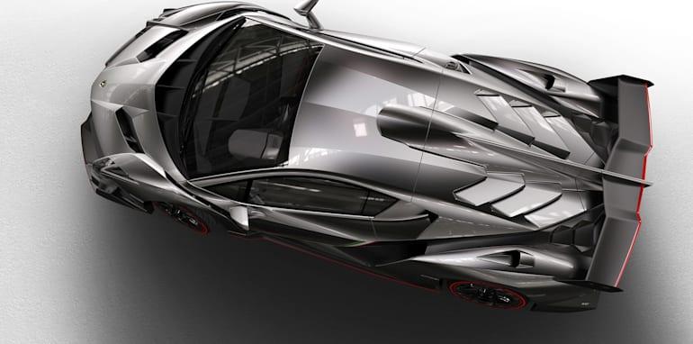 Lamborghini Veneno The 6 Million Speeding Bull Caradvice