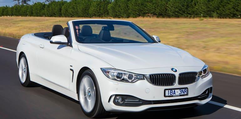 BMW 4 Series Convertible 052